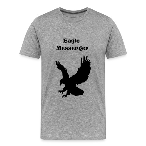 Eagle  Messenger - Men's Premium T-Shirt