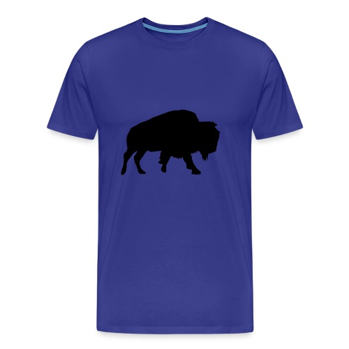 Standing Buffalo T-Shirt - Men's Premium T-Shirt