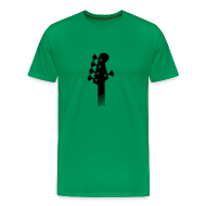 T-Shirts ~ Men's Premium T-Shirt ~ F5 Headstock