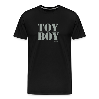 Black toy boy by wam T-Shirts