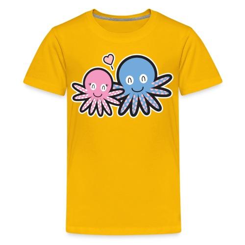 TAKO DIVER 808 LOVE LOVE KID'S TEE - Kids' Premium T-Shirt