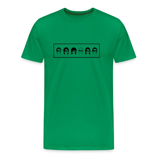 introvoys icons v1.0 - Men's Premium T-Shirt