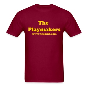 The Playmakers Tee-Washington Redskins Style - Men's T-Shirt