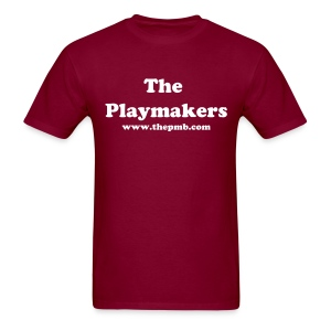 The Playmakers-Arkansas Razorbacks Edition. - Men's T-Shirt