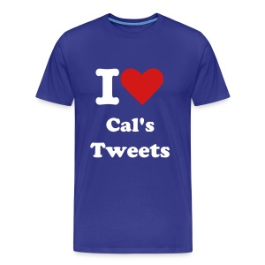 Calipari's tweets - Men's Premium T-Shirt