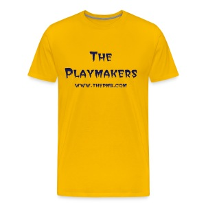 The Playmakers Tee-West Virginia Style - Men's Premium T-Shirt