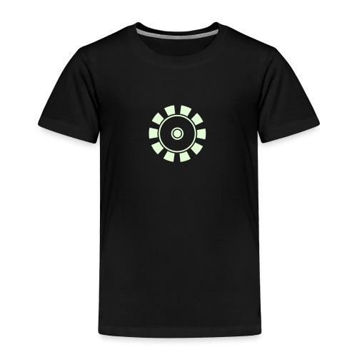 Arc Reactor- Baby Toddler Shirt - Glow in the Dark  - Toddler Premium T-Shirt