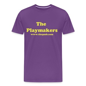 The Playmakers-LSU Tigers Edition - Men's Premium T-Shirt