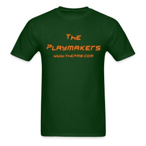 The PMB Tee-Miami Hurricanes Style - Men's T-Shirt