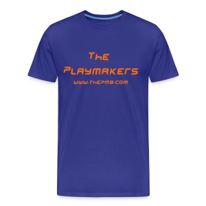 The PMB Tee-Florida Gator Style - Men's Premium T-Shirt