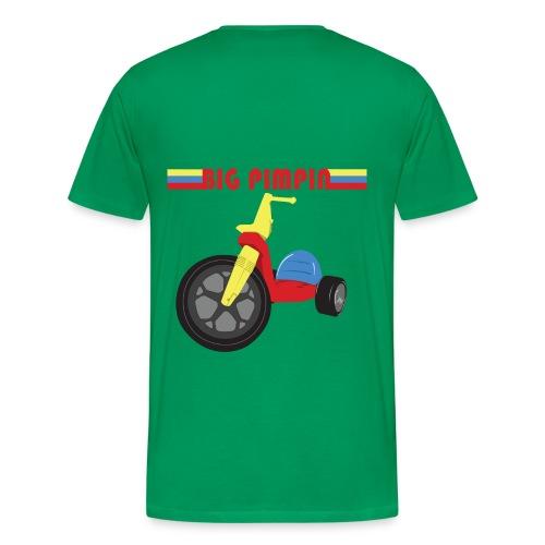 mains family - Men's Premium T-Shirt