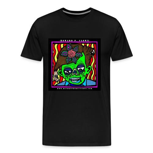 3XL -  Howard P Clown T Shirt - Men's Premium T-Shirt
