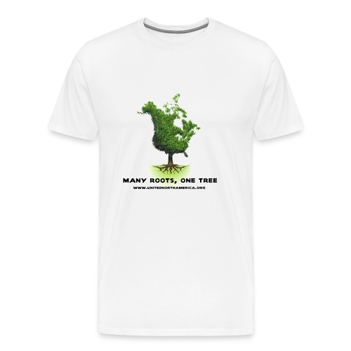United North America 3XL T-Shirt - Men's Premium T-Shirt