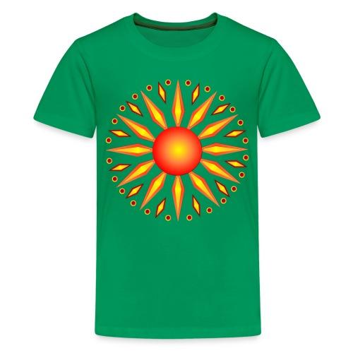 Summer Solstice - Kids' Premium T-Shirt