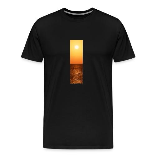 sunset - Men's Premium T-Shirt