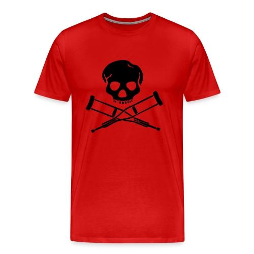 JACKED SKULL - Men's Premium T-Shirt