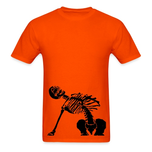 SKELETON PAL - Men's T-Shirt
