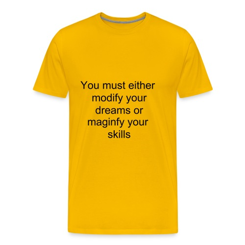 Magnify Your Skills - Men's Premium T-Shirt