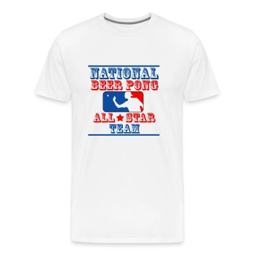 Beer Pong All Stars - Men's Premium T-Shirt