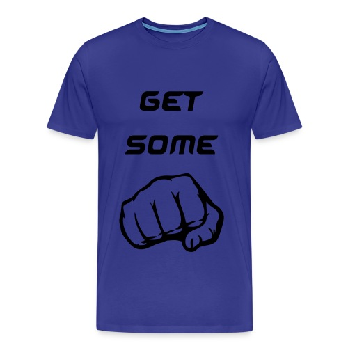 Get Some MMA fight clothing - Men's Premium T-Shirt