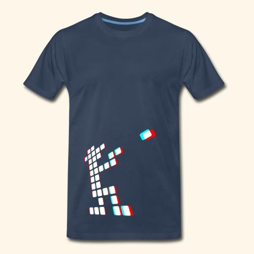3Doutlaw - Men's Premium T-Shirt