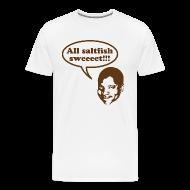 T-Shirts ~ Men's Premium T-Shirt ~ All saltfish sweeeet!
