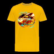 T-Shirts ~ Men's Premium T-Shirt ~ Liquid world