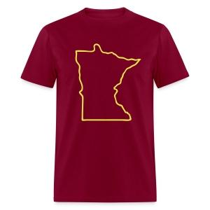 Minnesota - Men's T-Shirt