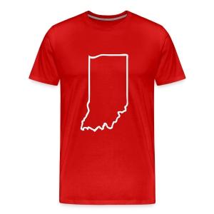 Indiana - Men's Premium T-Shirt
