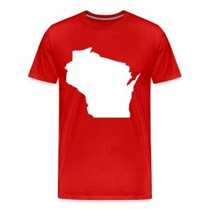 Wisconsin - Men's Premium T-Shirt