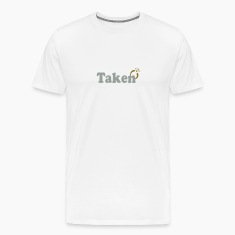White Taken T-Shirts