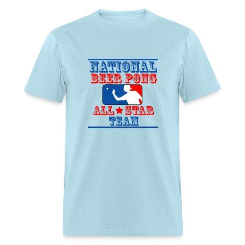 Beer Pong All Stars - Men's T-Shirt