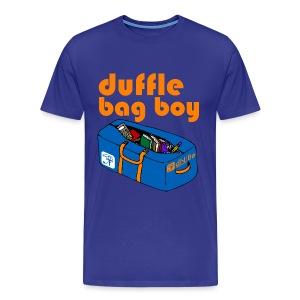 DUFFLEBAGBOY - Men's Premium T-Shirt