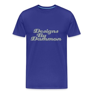 designs by dammon - Men's Premium T-Shirt