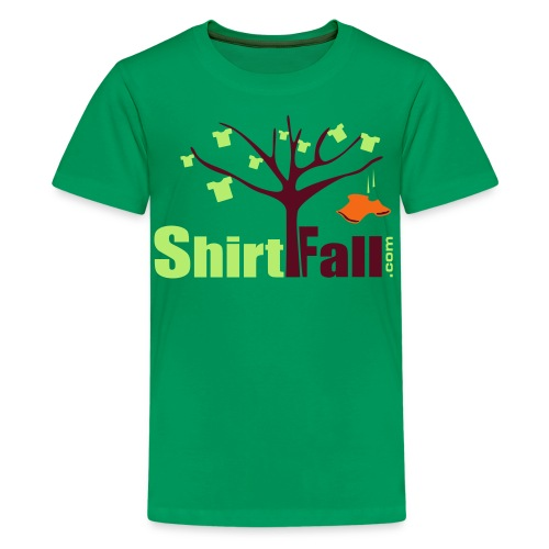 Kids`s ShirtFall Logo T - Kids' Premium T-Shirt