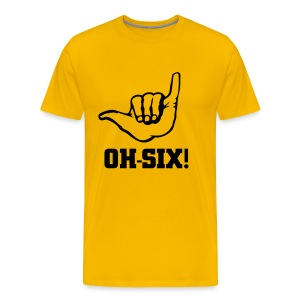 APA 06 Handsign Oh Six Shirt - Men's Premium T-Shirt