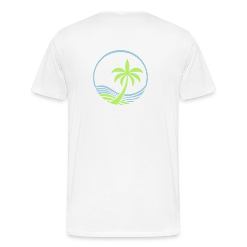 Beach Boy - Men's Premium T-Shirt