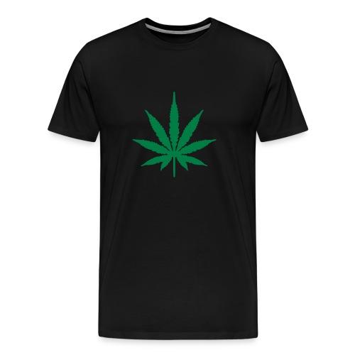 mens weed - Men's Premium T-Shirt