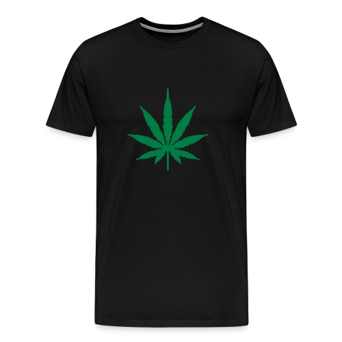 mens weed - Men's Premium T-Shirt