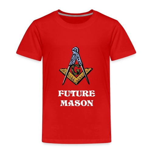 Future Mason - Toddler Premium T-Shirt