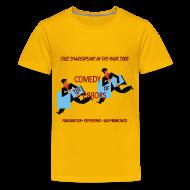 Kids' Shirts ~ Kids' Premium T-Shirt ~ Kids' Comedy of Errors Basic Tee