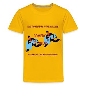 Kids' Comedy of Errors Basic Tee - Kids' Premium T-Shirt