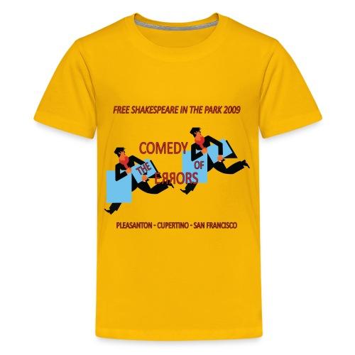 Kids' Comedy of Errors Basic Tee - Kids' Premium T-Shirt