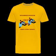 T-Shirts ~ Men's Premium T-Shirt ~ Men's Comedy of Errors Basic Tee