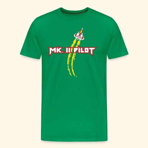 Mk. II Pilot - Men's Premium T-Shirt
