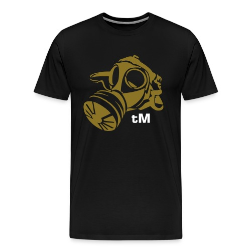 tM Gask Mask Basic - Men's Premium T-Shirt
