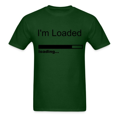 Loaded - Men's T-Shirt