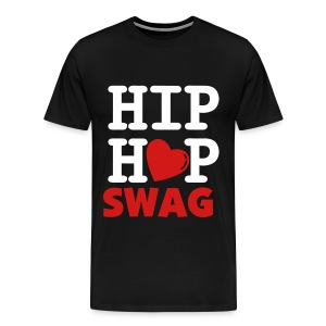 Hip Hop Swag DJ - Men's Premium T-Shirt