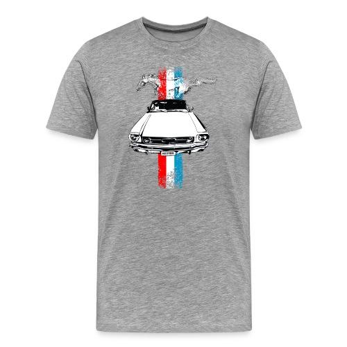 Racing colours - Men's Premium T-Shirt