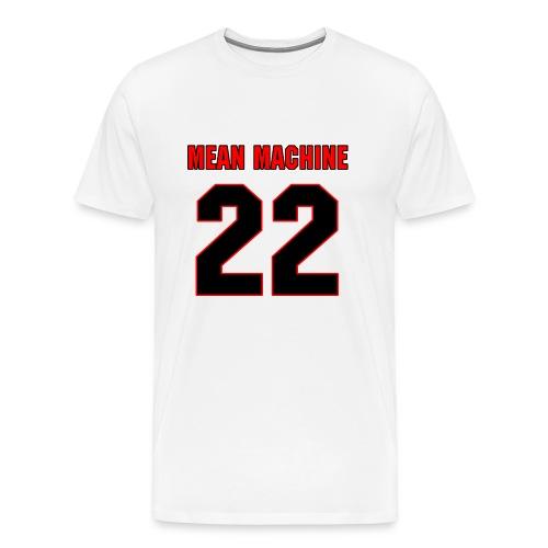 Mean Machine - Men's Premium T-Shirt